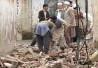 NORTHERN AFGHANISTAN EARTHQUAKE 4